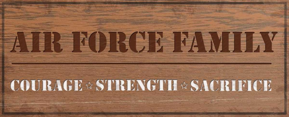 Air Force Family