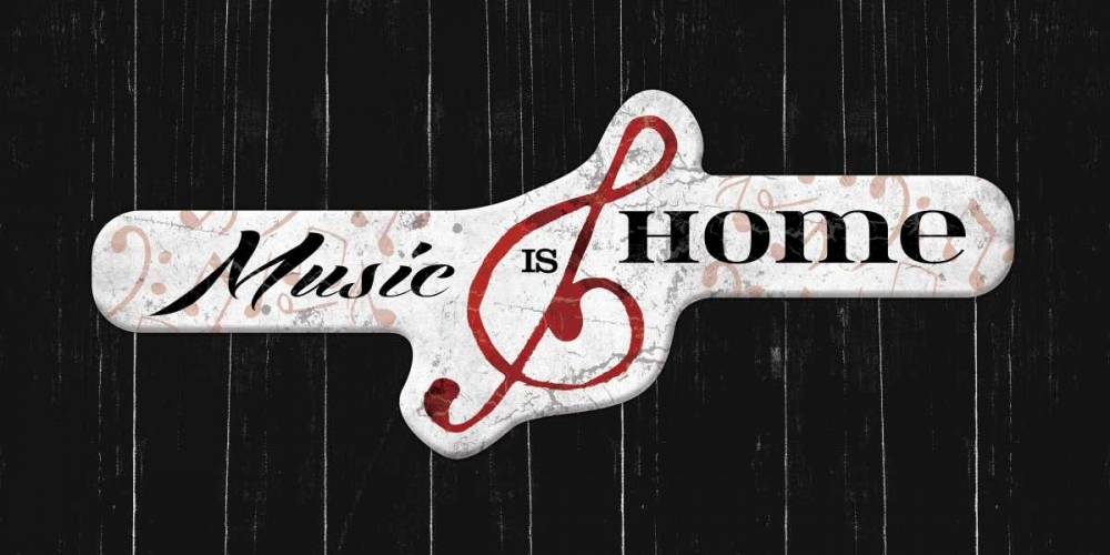 Music is home