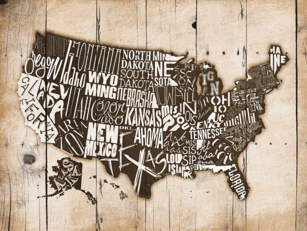 Sepia Wood USA