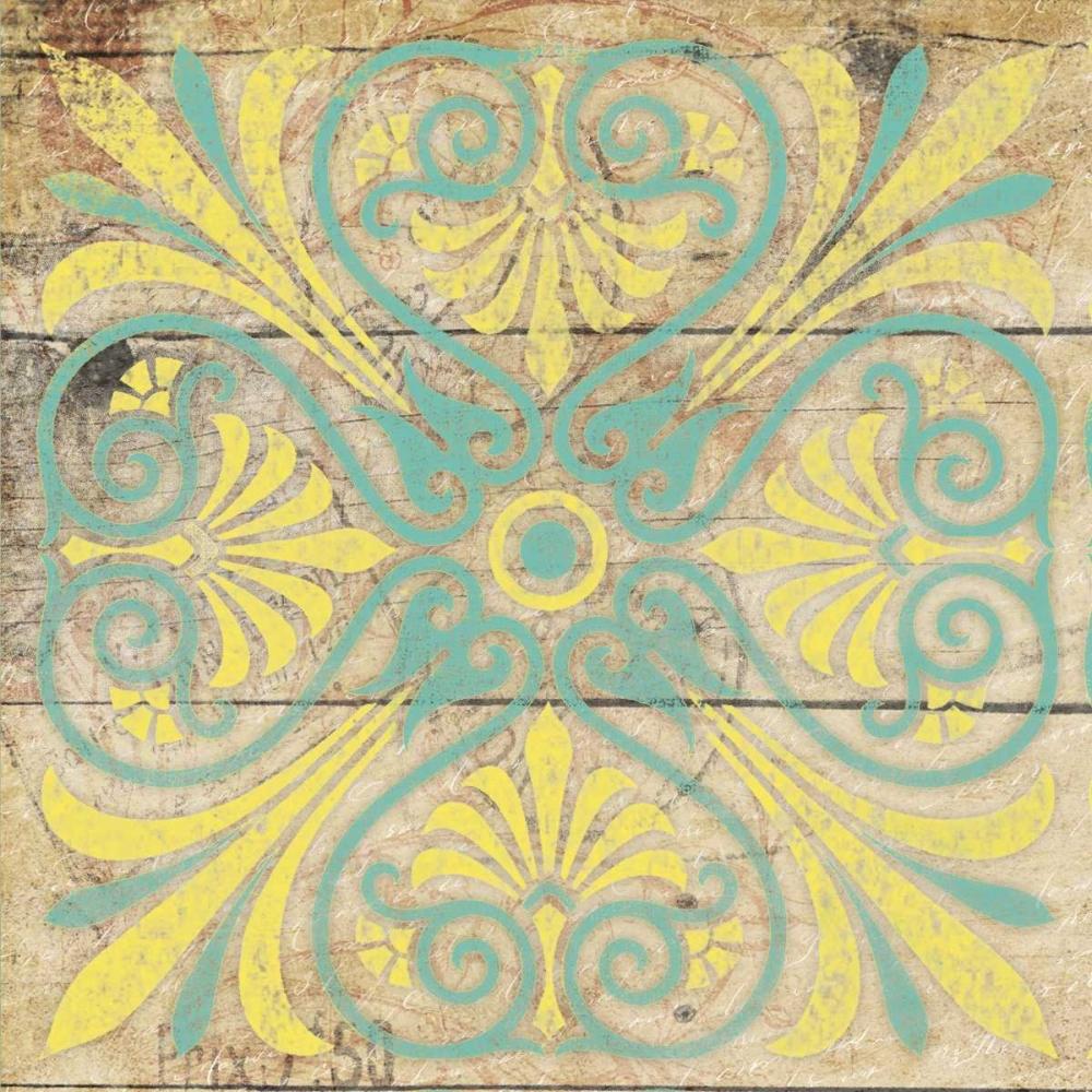 Turq Pattern 5