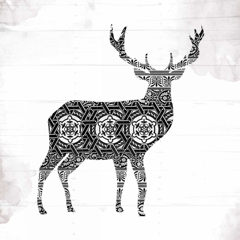 Deer Patterns