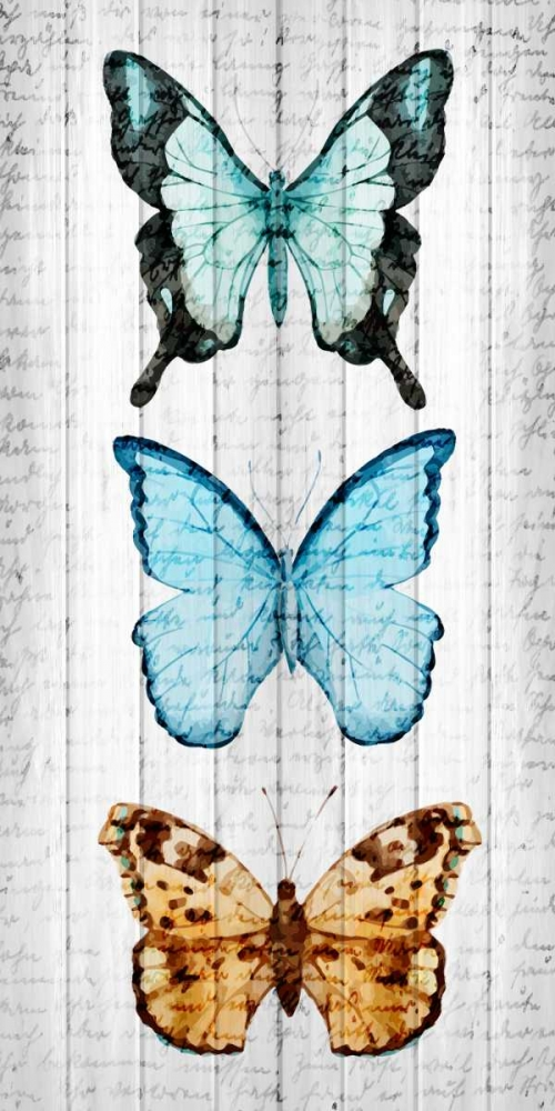 Vintage Butterfly 1