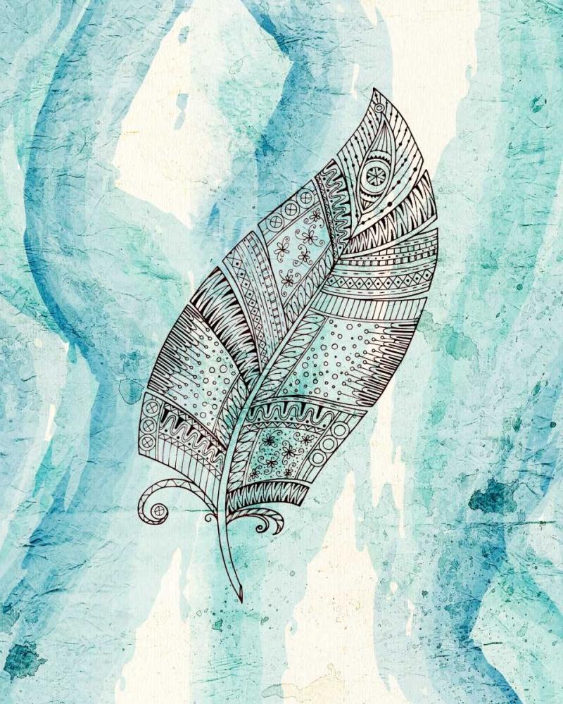 Henna Feather 3