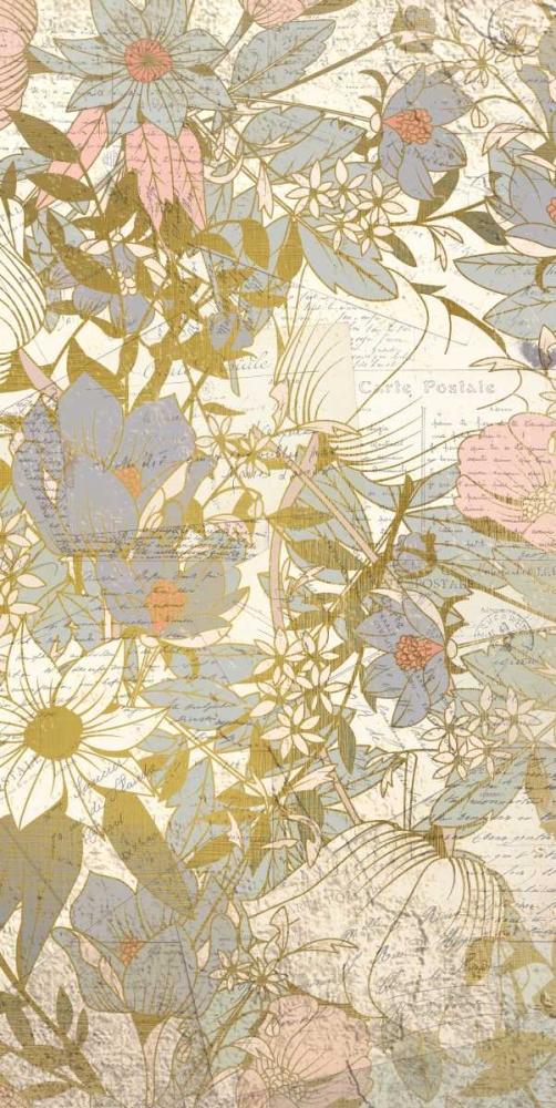 Carte Postale Blooms B