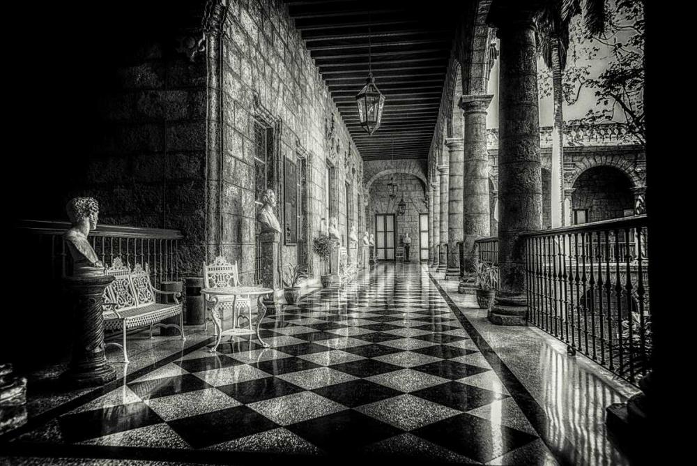 Harlequin Hallway
