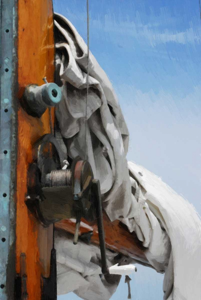 Ruffled Sail