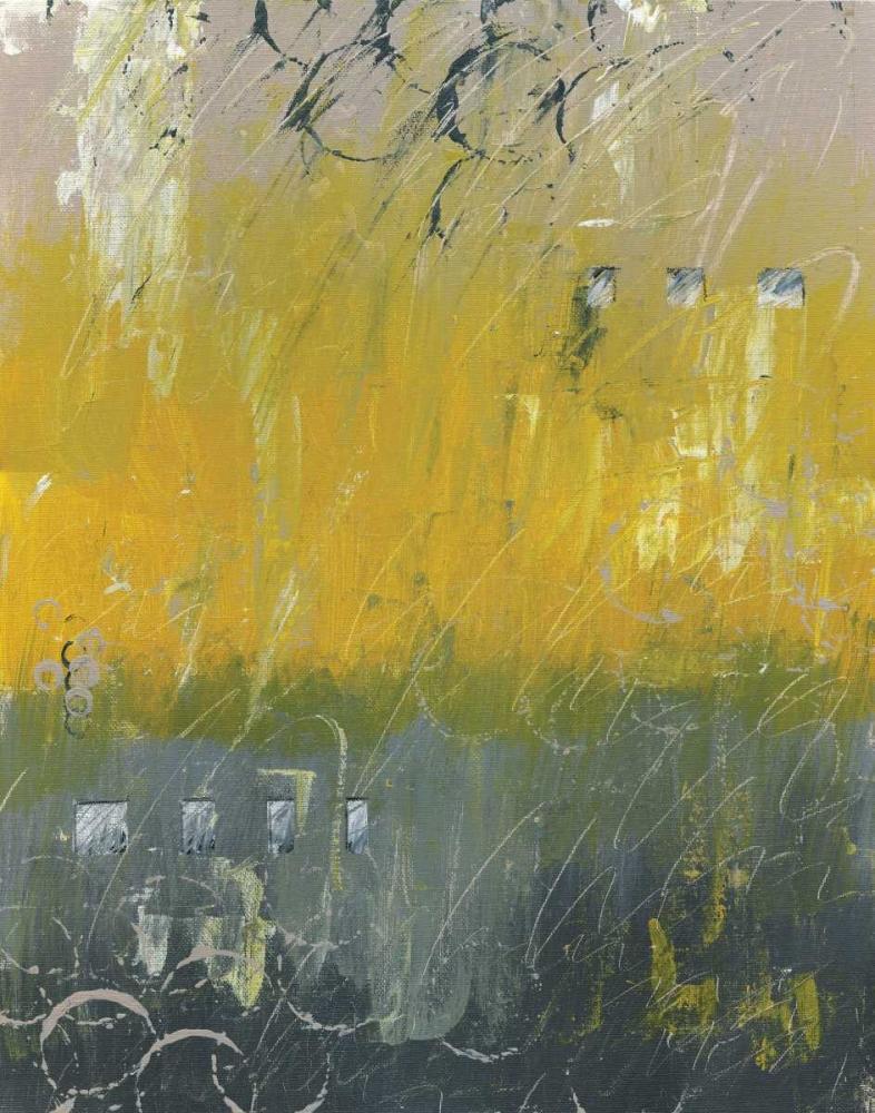 Yellow Abstract II