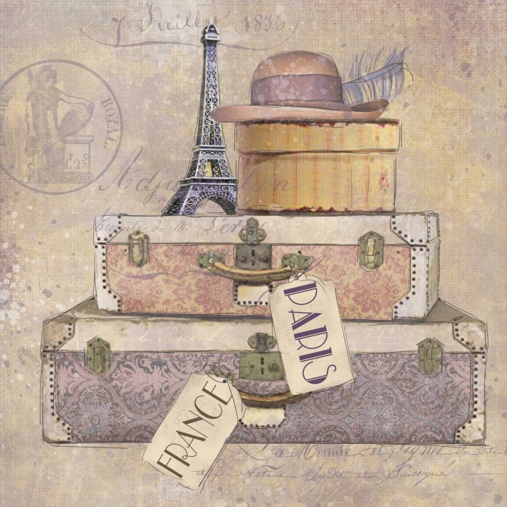 Trip to Paris I