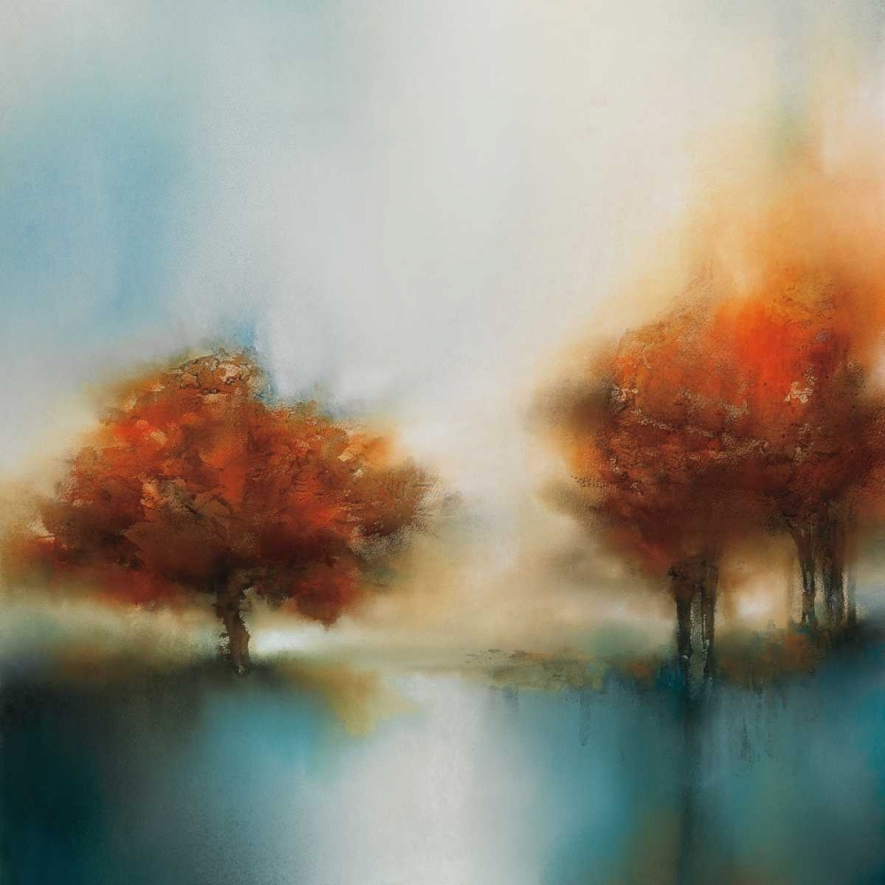 Morning Mist and Maple II