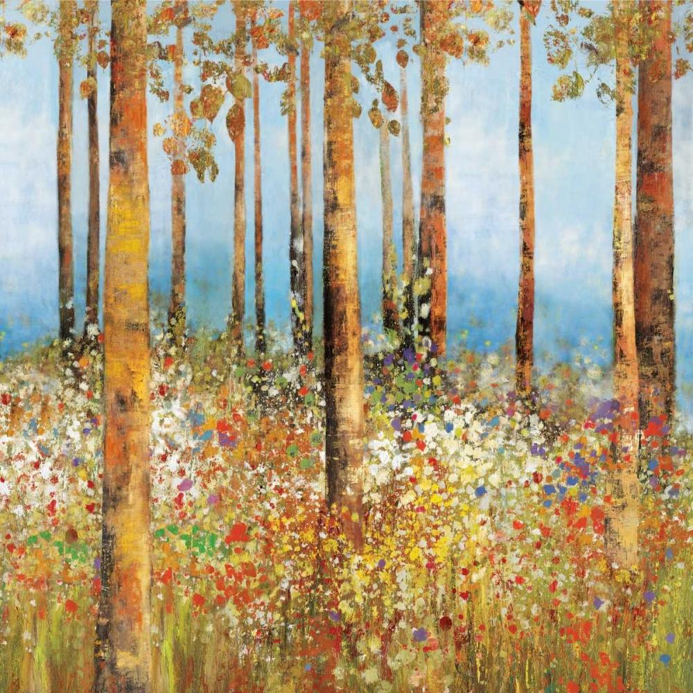 Field of Flowers I