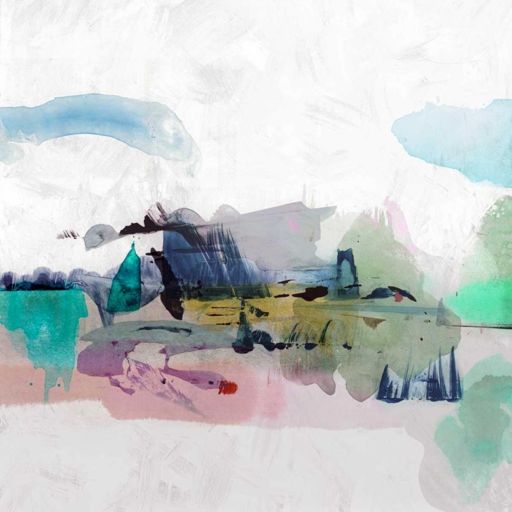 Palette Landscape I