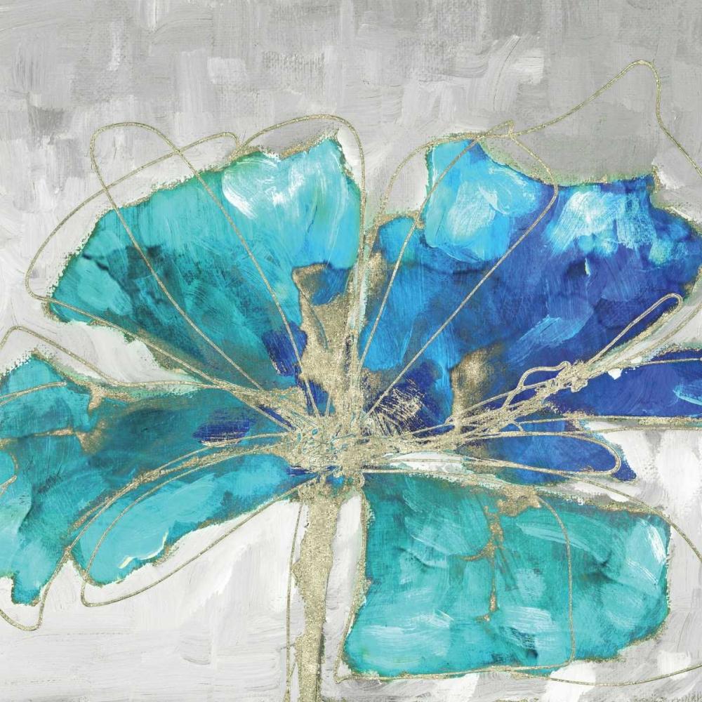 Blue Poppy II