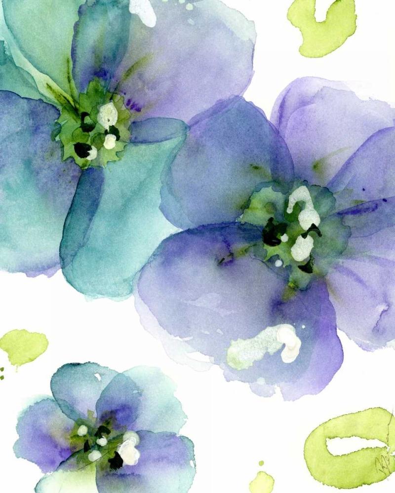 Dawn derman works by the artist blue flowers izmirmasajfo