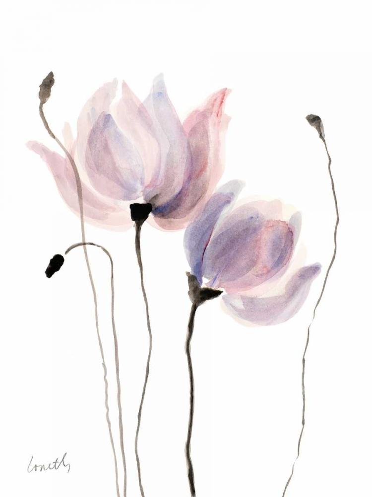 Floral Sway I