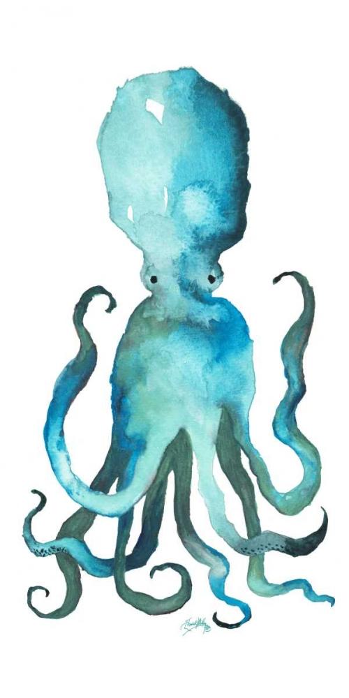 Aqua Creatures I