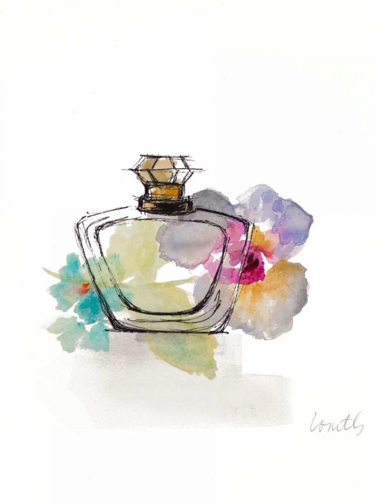 Crystal Watercolor Perfume I