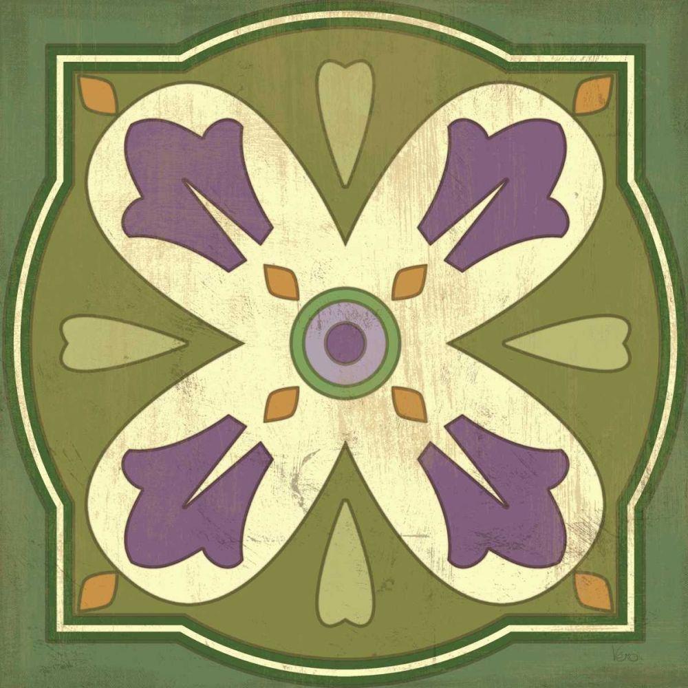 Fresh Herbs Tile III