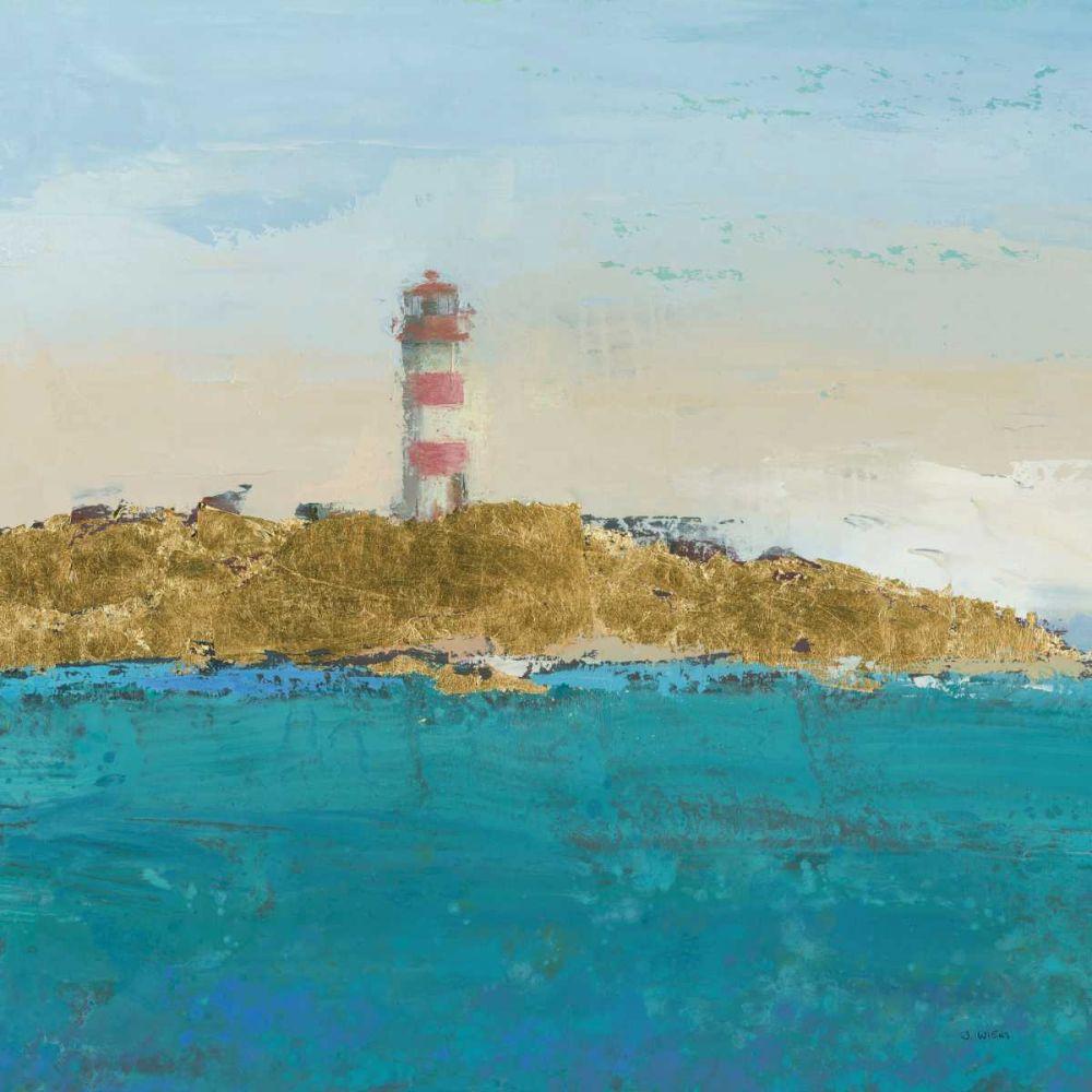 Lighthouse Seascape I v3 Crop II