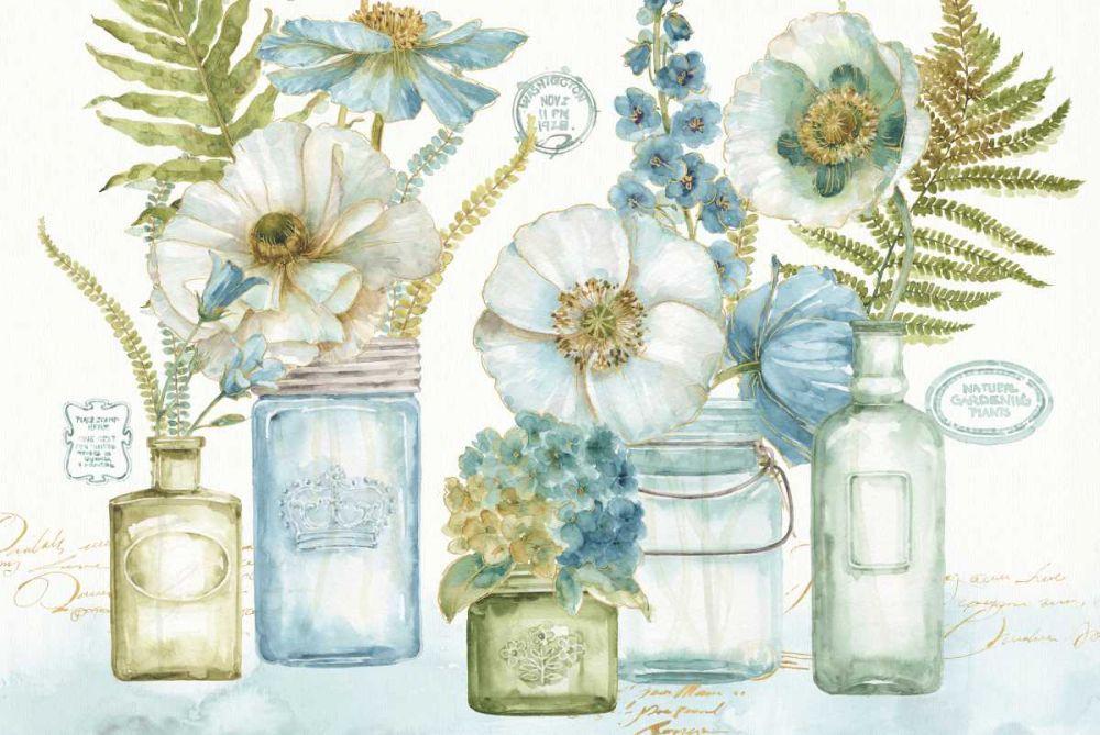 My Greenhouse Bouquet I