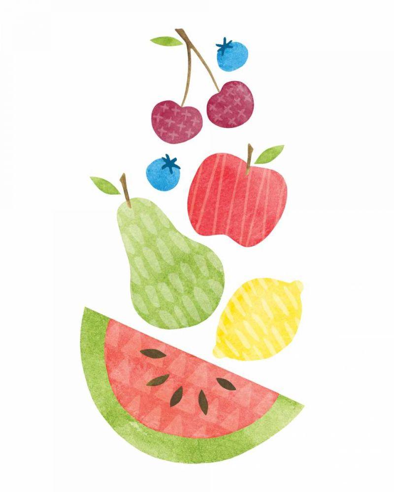 Funky Fruit II