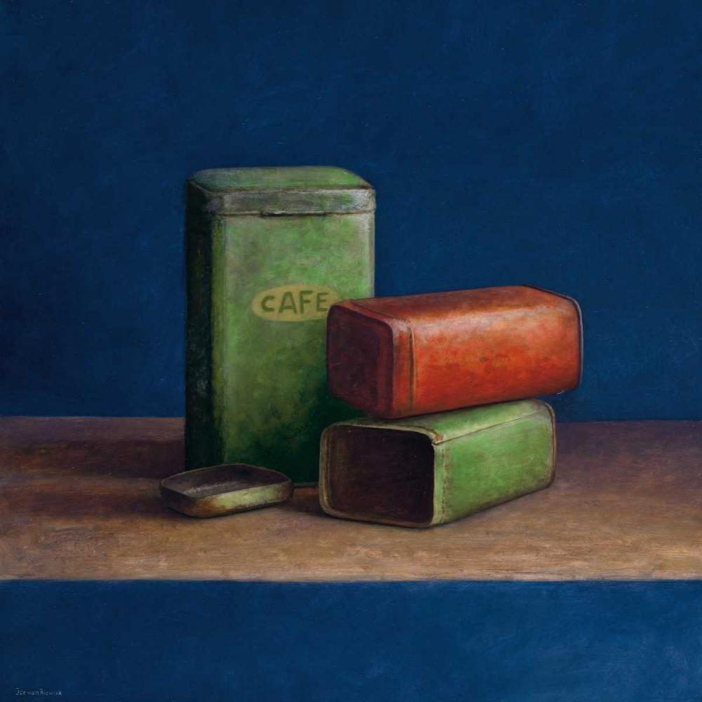 Tin boxes II