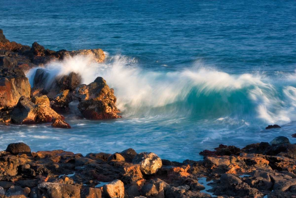 Rock and Rolling Waves