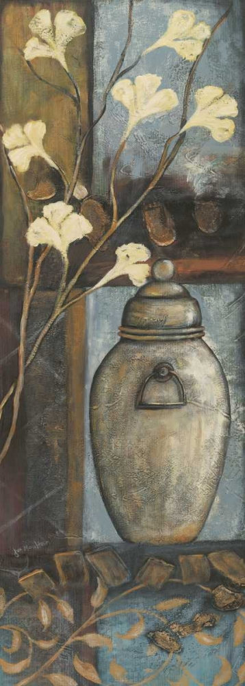Jar with Flowers II