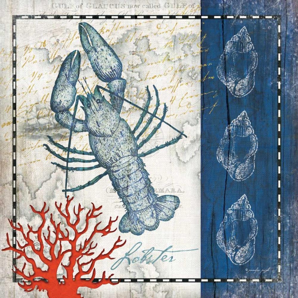 Coastal Blue Lobster