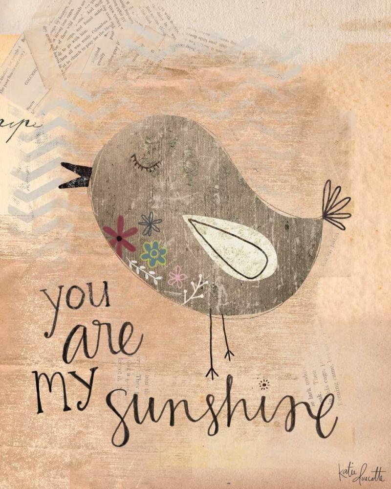 Sunshine Bird
