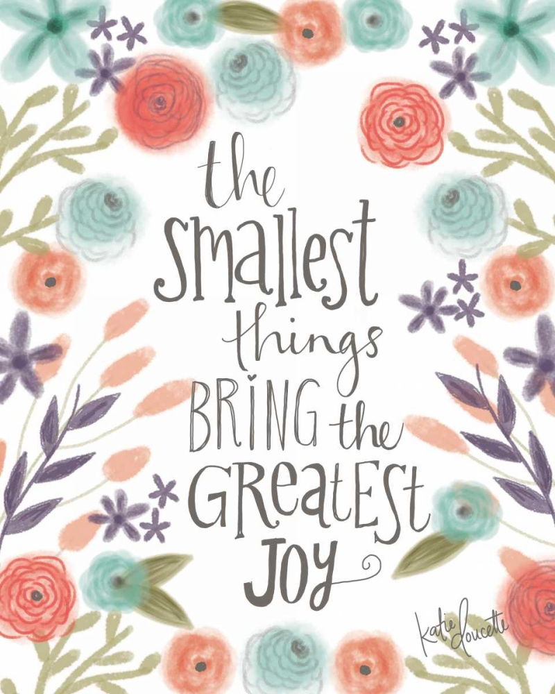 Smallest Things