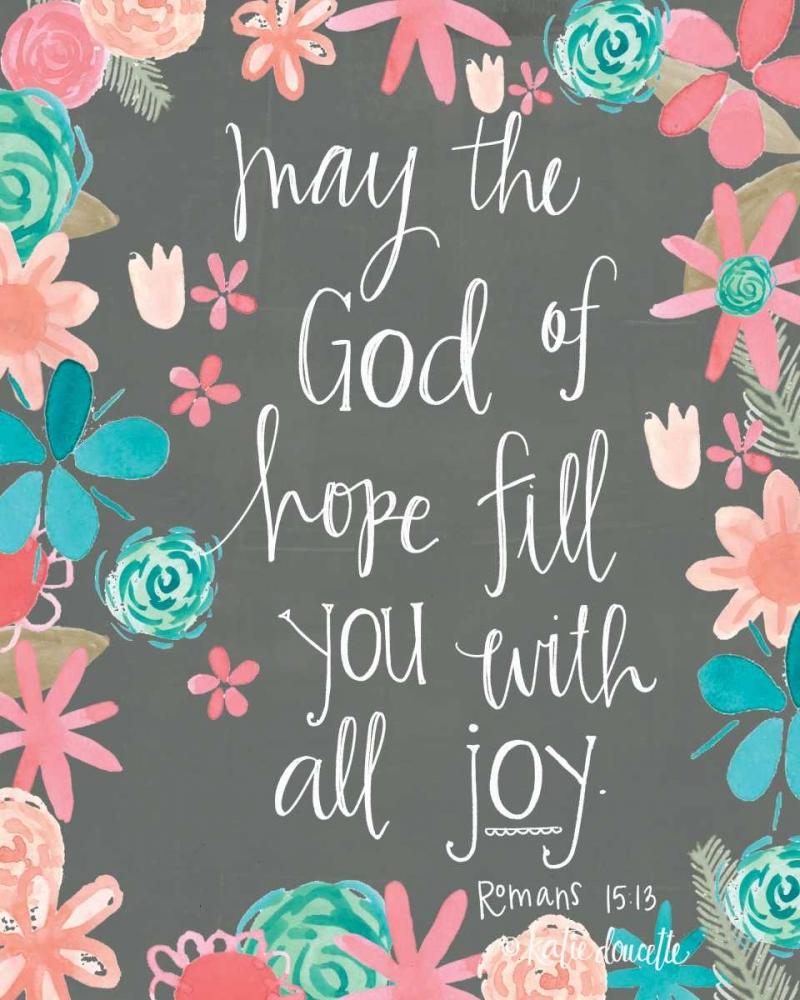 Hope of God