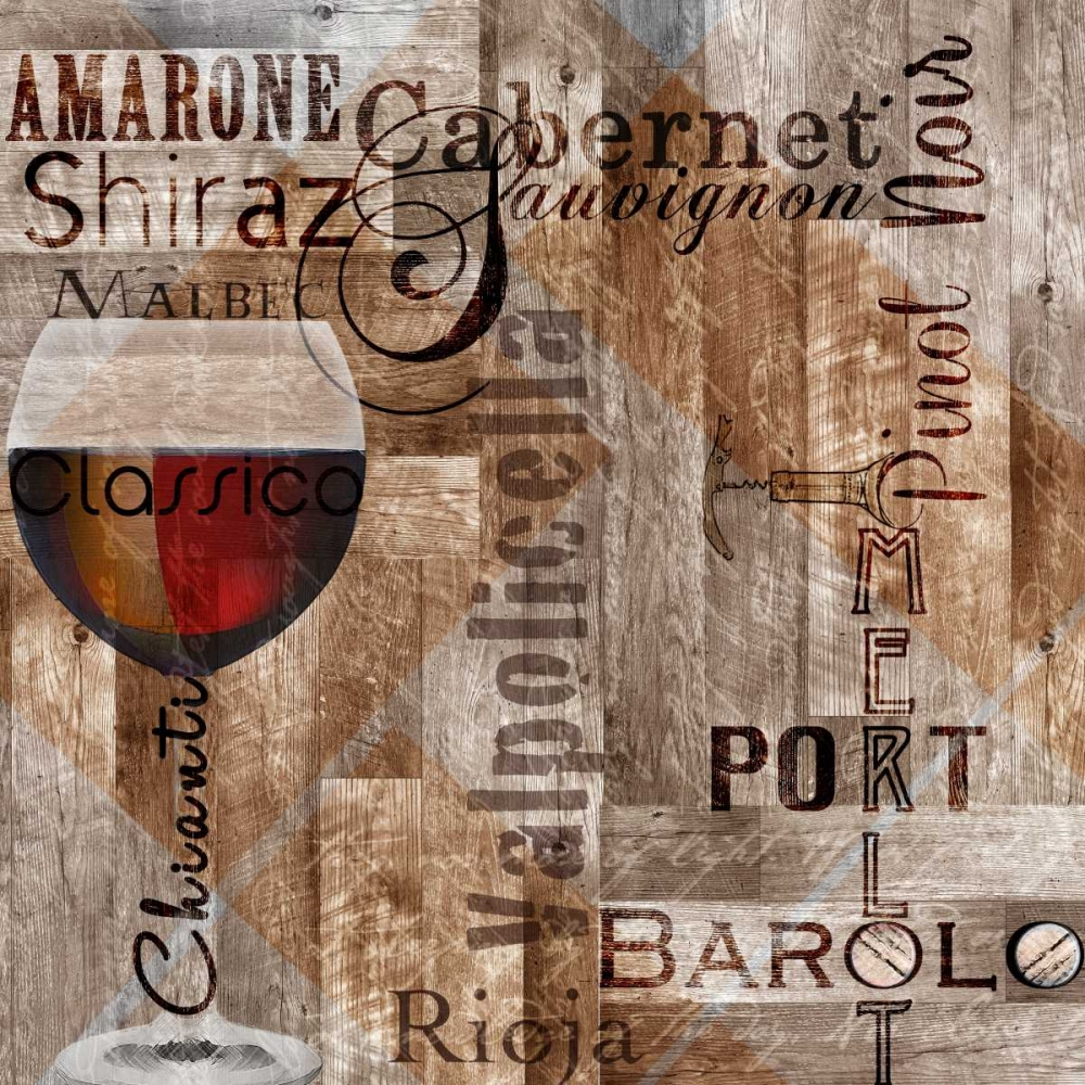 Classic Red Wines