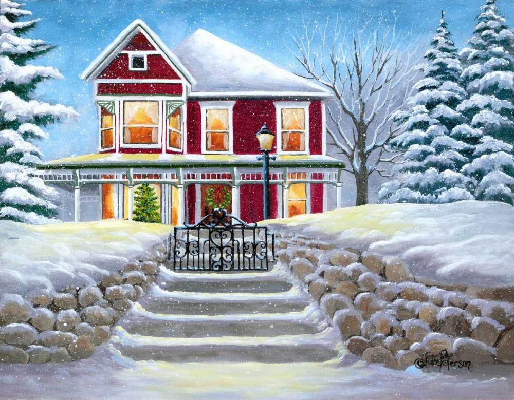 Steps to Christmas