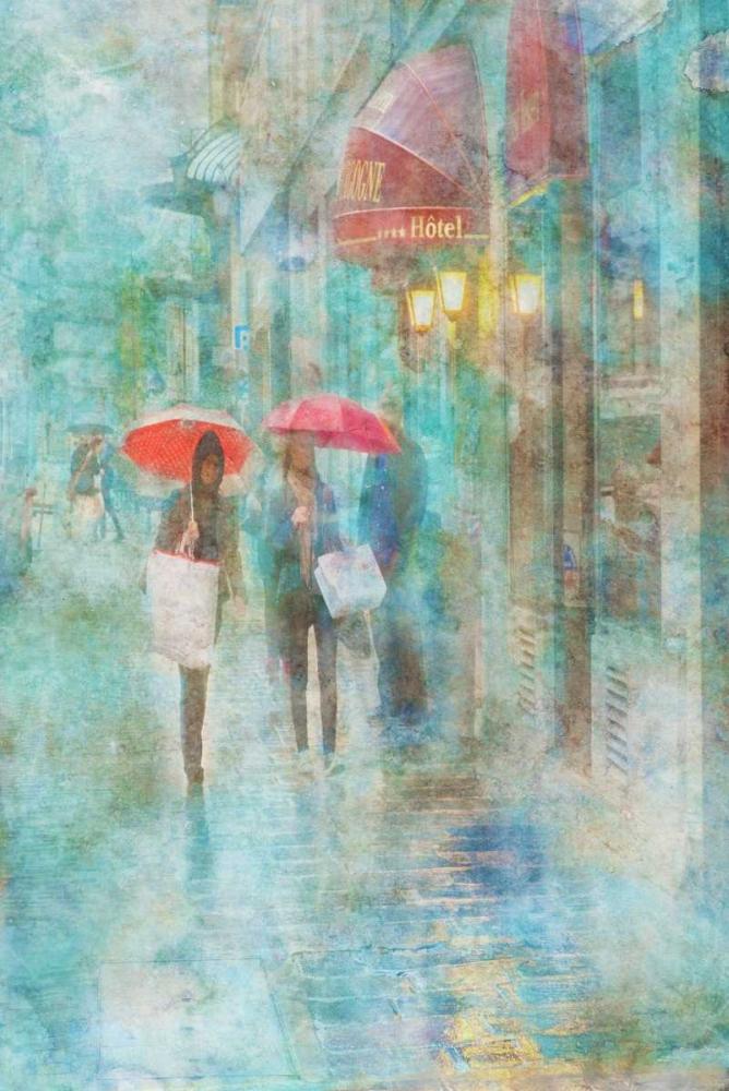 Rainy in Paris IV