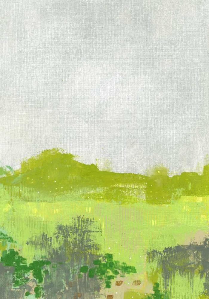 Green Landscape II