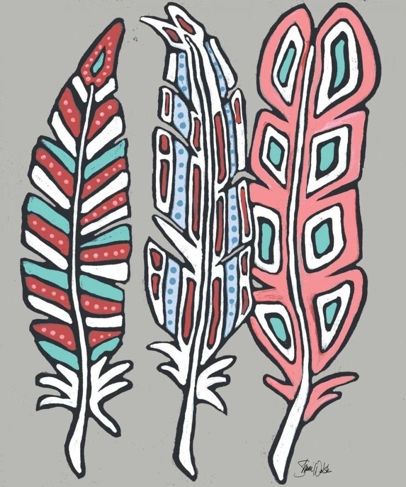 Feathers Three