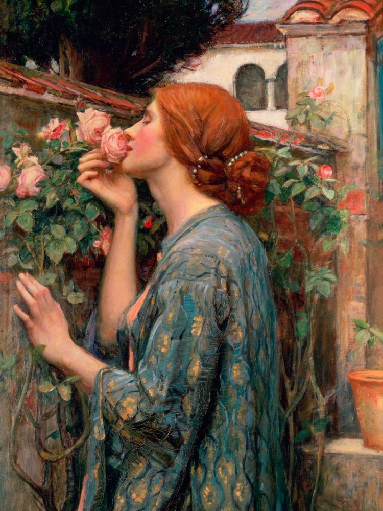 John William Waterhouse: biography of the artist