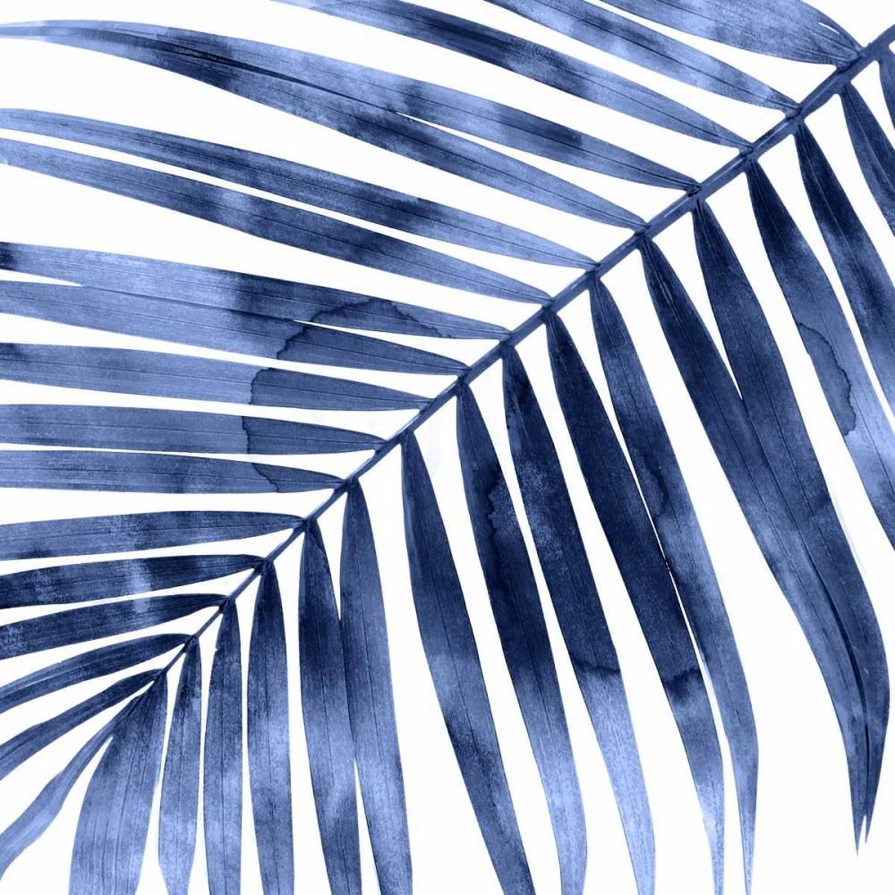 Tropical Indigo Palm I