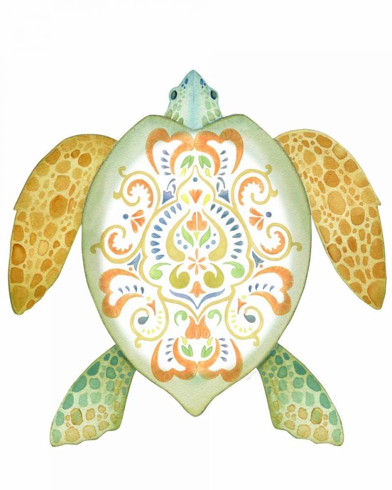 Fiesta Sea Turtle 2