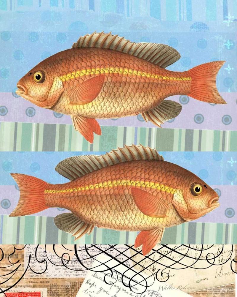 Double Fish Flourish
