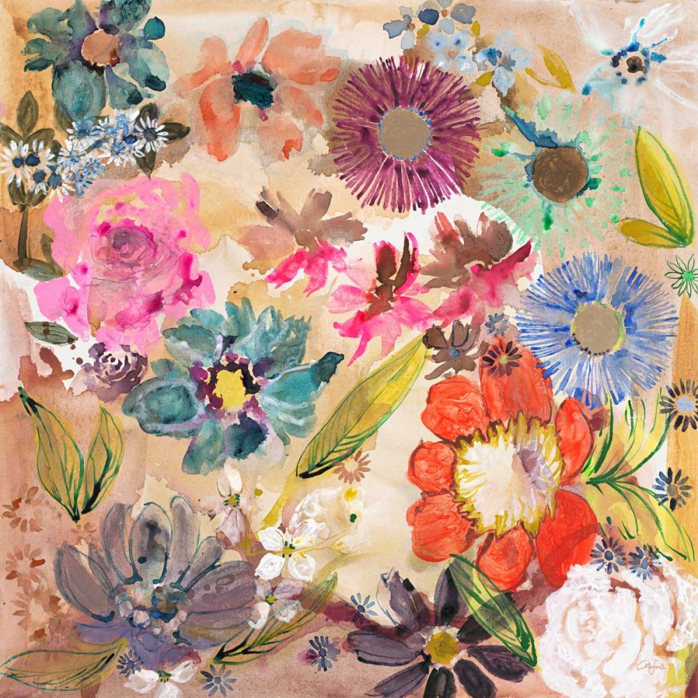 Jumble and Blooms