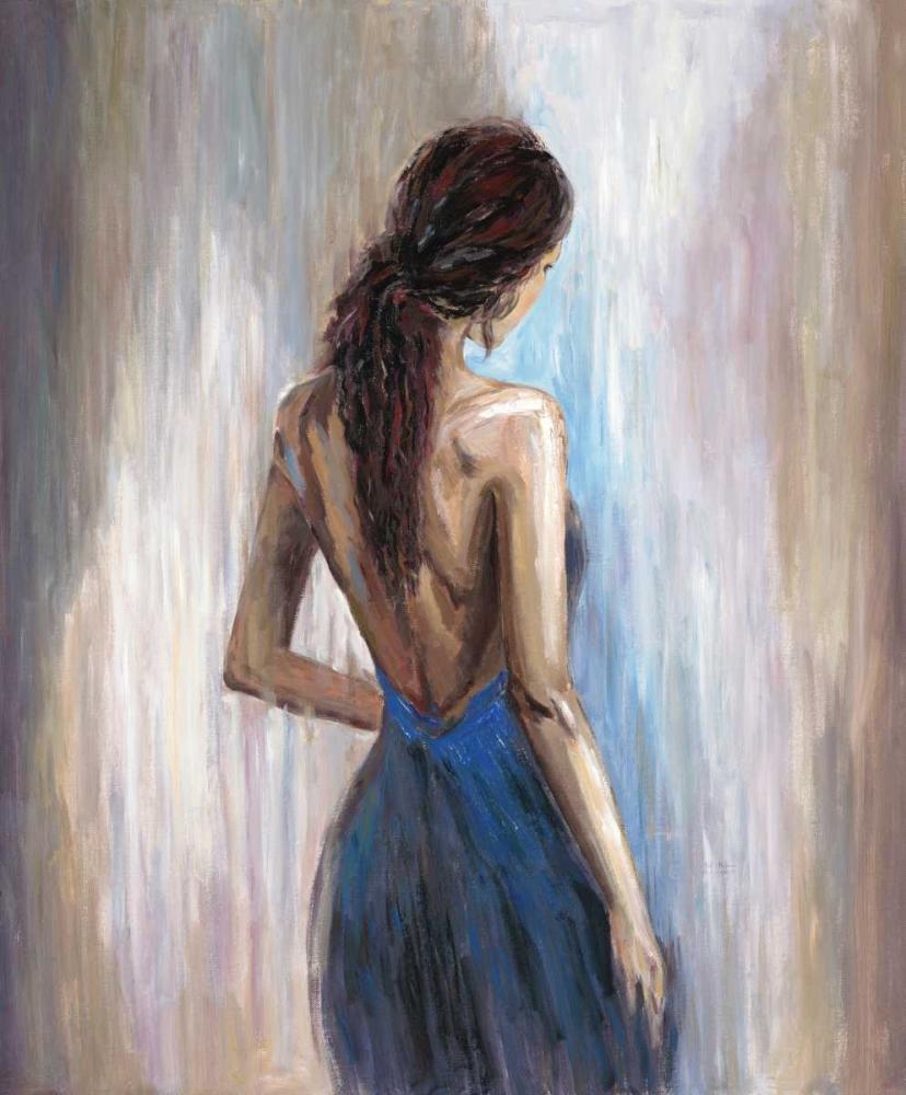 Blue Backless 2