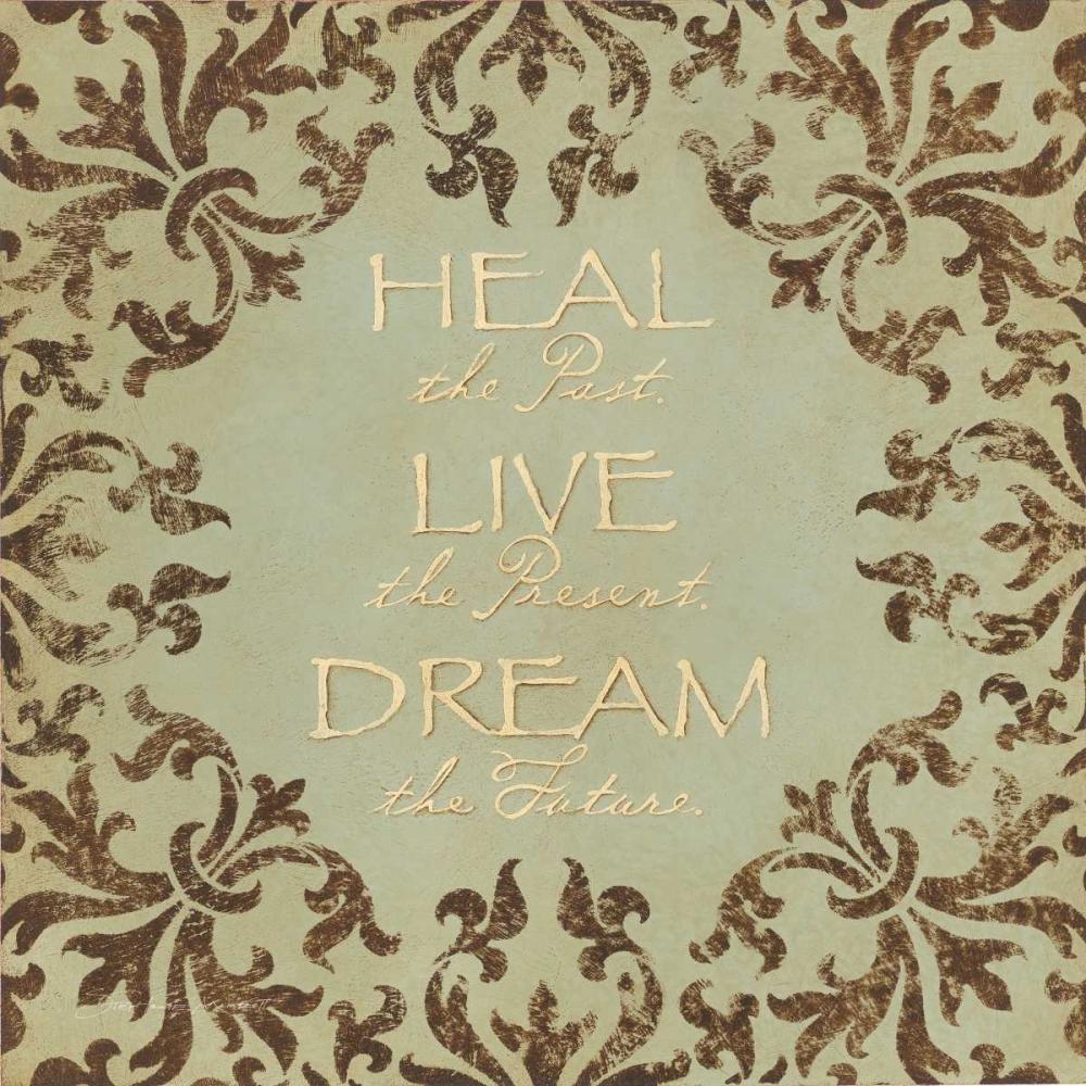 Heal Live Dream