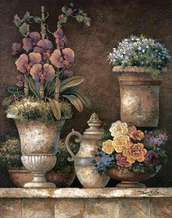 Victorian Blossoms I