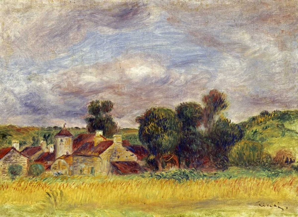 Brittany Countryside