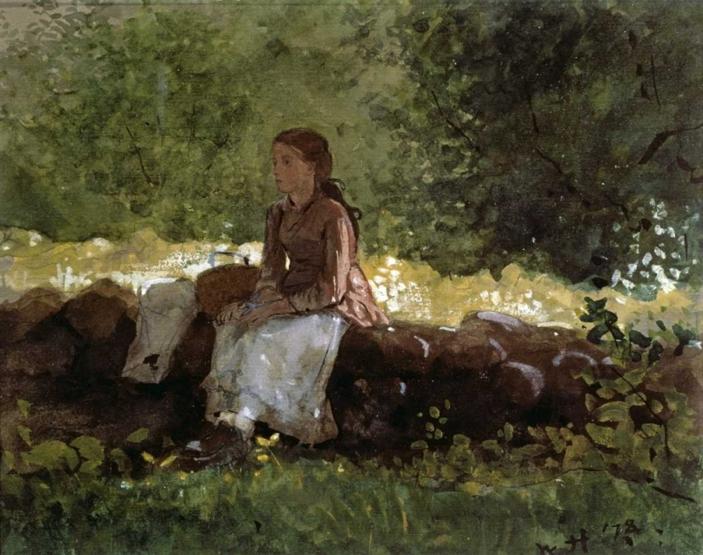 a comparison of paintings between homer winslow and jules breton Winslow homer (1836-1910) is regarded by many as the greatest american painter of the nineteenth century he briefly studied oil painting in the spring of 1861 in october of the same year, he was sent to the front in virginia as an artist-correspondent for the new illustrated journal harper's weekly.