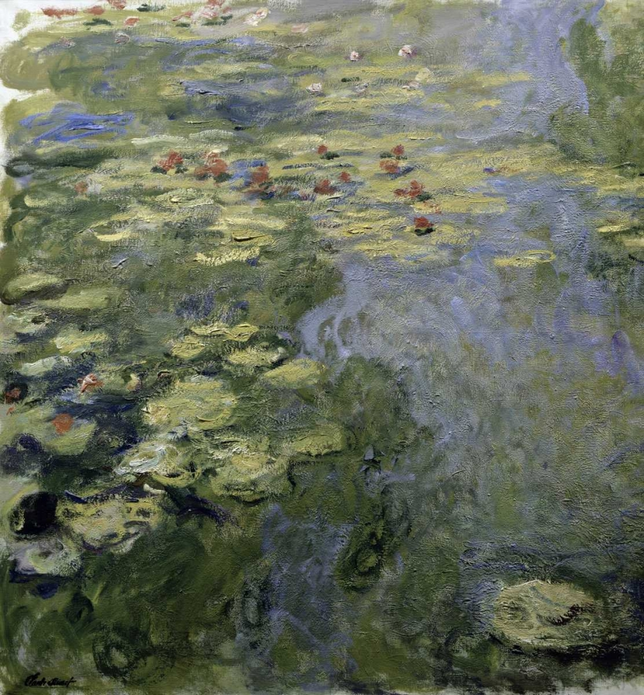 Claude monet biography of the artist for Biographie claude monet