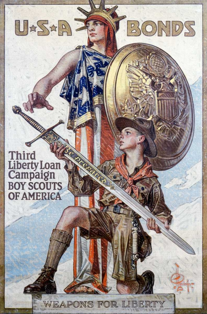 Weapons for Liberty, 1918