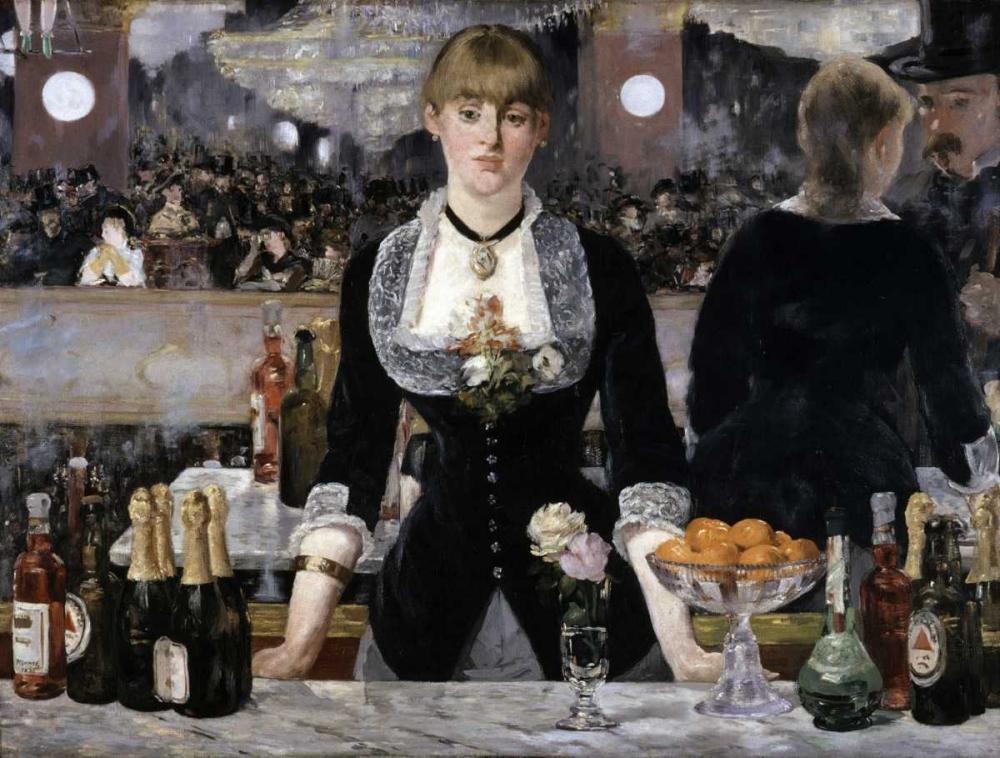 Bar at the Folies-Bergeres