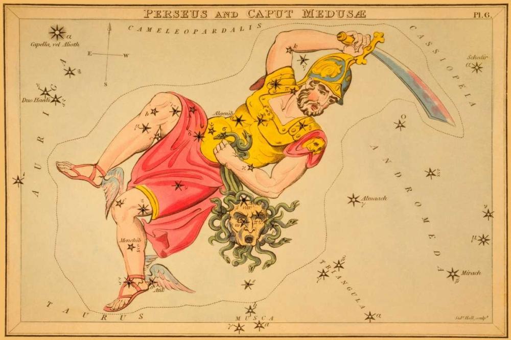 Perseus and Caput Medus
